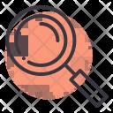 Detective Crime Scene Icon
