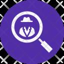 Detective Crime Criminal Icon