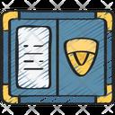 Detective badge Icon