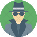 Detective Color Icon
