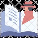 Detective Diary Icon