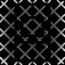 Detector Security Metal Icon
