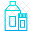 Bottles Containers Wash Icon