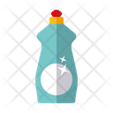 Detergent Bottle Chores Cleaning Icon