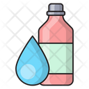 Detergent Bottle Hygiene Icon