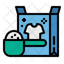 Detergent Scoop Powder Icon