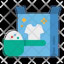 Detergent Scoop Powder Icon