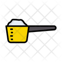 Detergent Spoon Laundry Icon