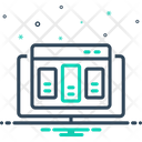 Determination Of Price Cost Plan Icon