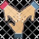 Determination Of Team Icon