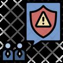 Determine Enforcement Defensive Icon