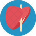 Detoxification Hepatology Liver Icon