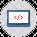 Dev Web Coding Web Development Icon