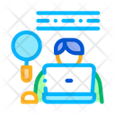 Human Research It Icon