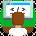 Development Coding Programming Icon