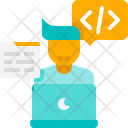Developer Programmer Programming Icon