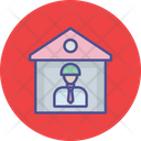 Developer House Developer Construction Icon