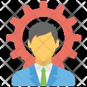 Developer Programmer Software Icon