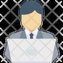 Freelancer Web Developer User Icon