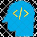 Developer Mind Developer Programming Icon