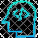 Developer Mind Icon