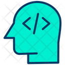 Developer Mind Icon