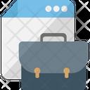 Developer Portfolio Freelance Web Development Portfolio Website Icon