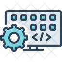 Developing Software Application Icon