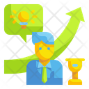 Developing Personal Evolution Develop Icon