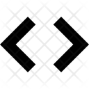 Source Arrow Text Icon