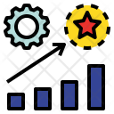 Development Success Star Icon