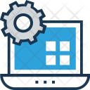 Development Web Optimization Icon