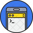 Development App Development Smartphone Icon
