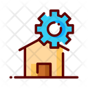 Development Construction Home Building Icon