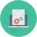 Development Programming Laptop Icon