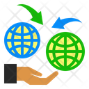 Marketing Network System Icon