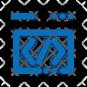 Development App Coding Icon