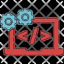 Development Web Programming Icon