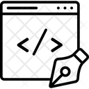 Development Layout Design Layout Icon