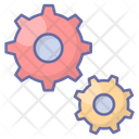 Development Gears Settings Icon