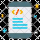 App Coding Development Icon