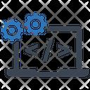 Development Ability Brainstorming Icon