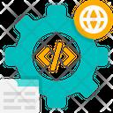 Development Programming Configuration Icon