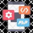 Develop Website Webpage Icon