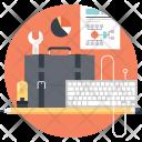 Development Design Setting Icon