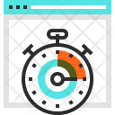 Development Optimization Performance Icon