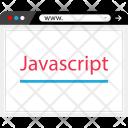 Development Javascript Programming Icon
