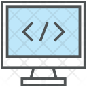 Development Coding Html Icon