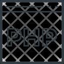 Development Code Web Icon