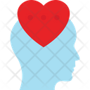 Development Brain Emotional Emotional Development Icon